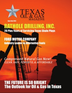 Texas Oil & Gas Magazine June/July 2013