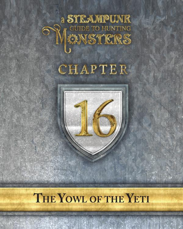 A Steampunk Guide to Hunting Monsters 16