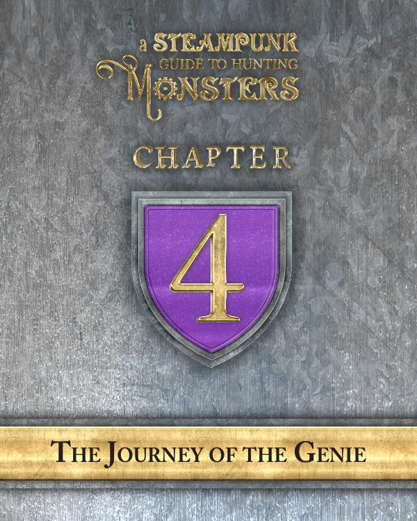 A Steampunk Guide to Hunting Monsters 4