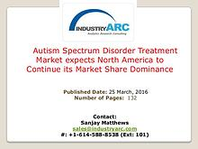 Autism Spectrum Disorder  Treatment Market