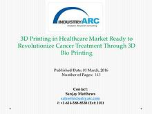 3D Printing in Healthcare Market Buoyed by Progress Made in Transplan