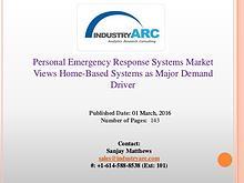 Personal Emergency Response Systems Market: Senior Alert Systems