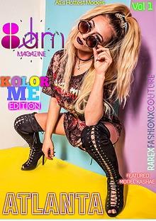 8AMagazine Volume1
