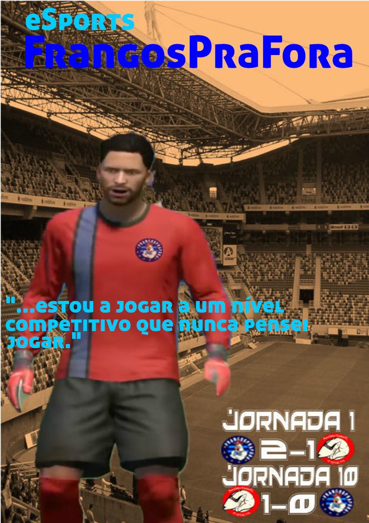 Esports FrangosPraFora Nov. 2016