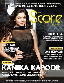 The Score Magazine - Archive