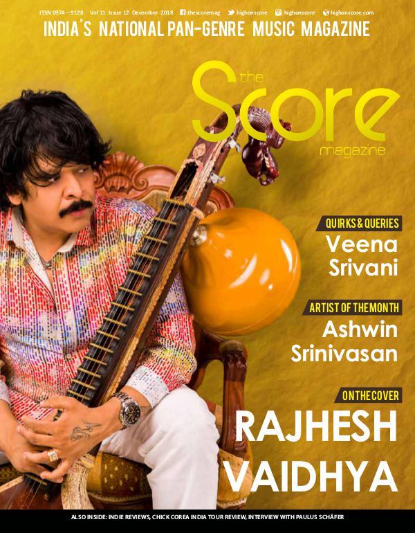 December 2018 issue!