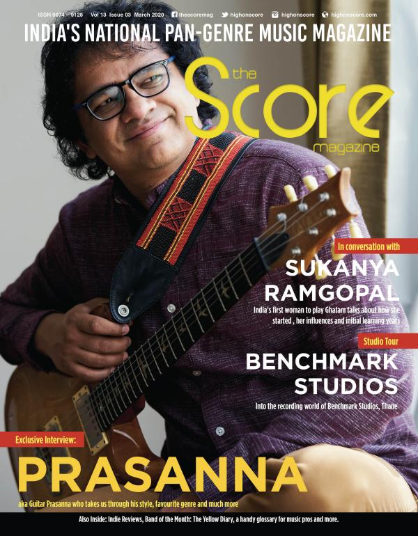 The Score Magazine March 2020 issue