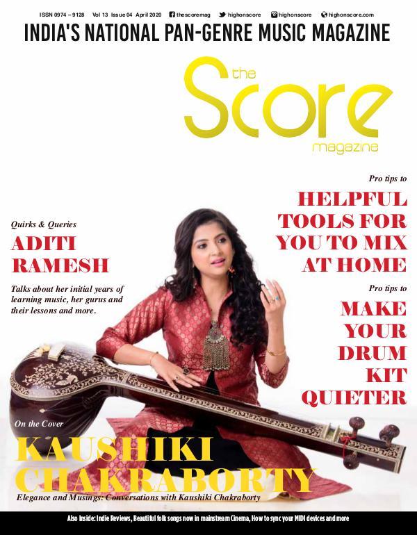 The Score Magazine April 2020
