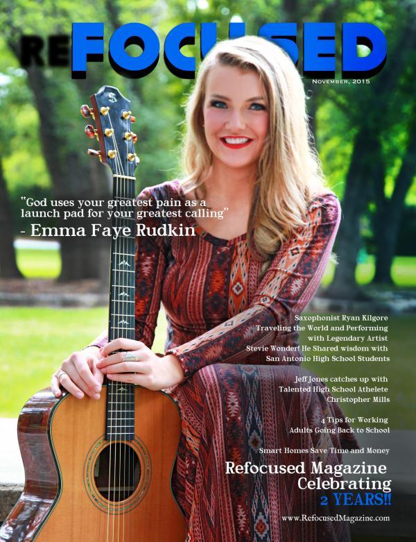 Refocused Magazine November 2015