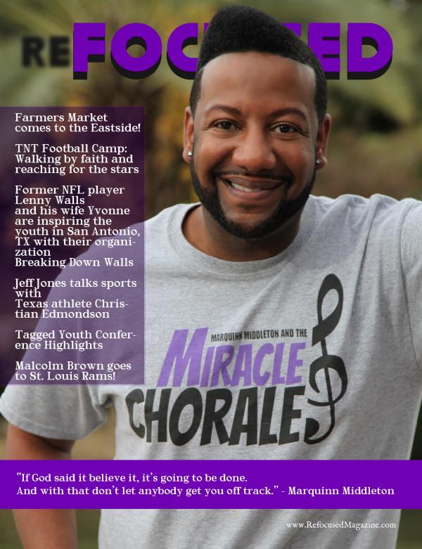 Refocused Magazine May 2015