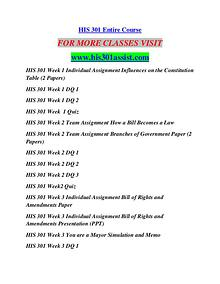 HIS 301 RANK Education Terms/his301assist.com