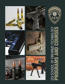 SDI School of Firearms Technology Programs and Courses