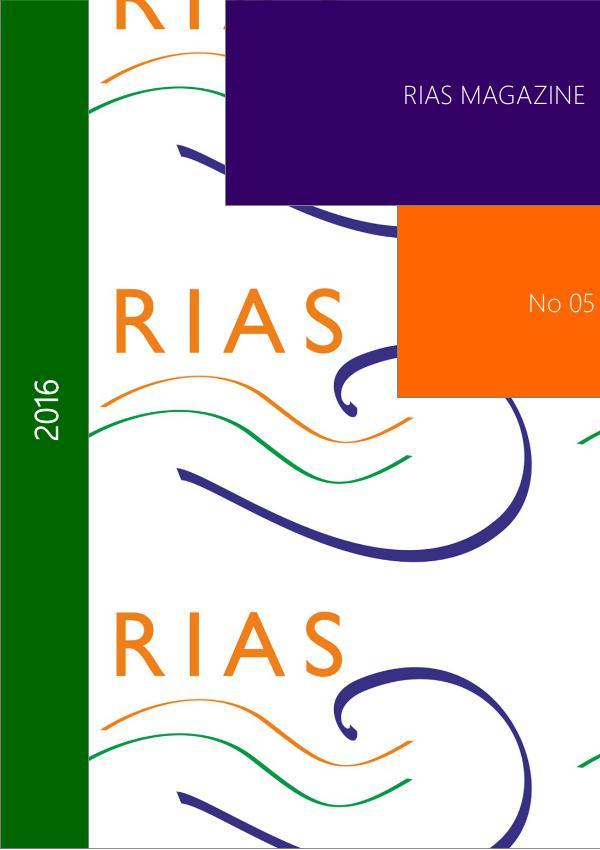 RIAS Newsletter 05