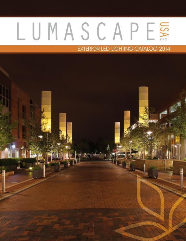 US Lighting Catalog 2014 (LED)