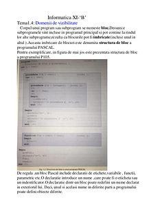 Informatica XI_B