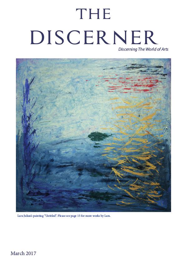 The Discerner Magazine March 2017 - Issue 12