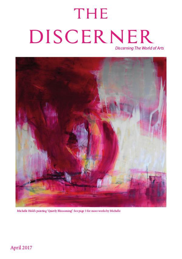 The Discerner Magazine April 2017 - Issue 13