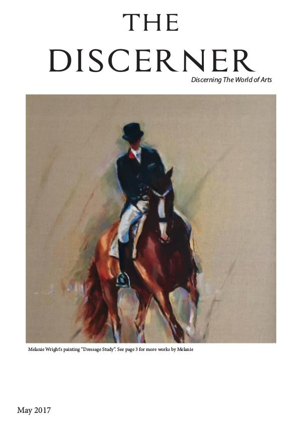 The Discerner Magazine The Discerner Art Publication May 2017 - Issue 14