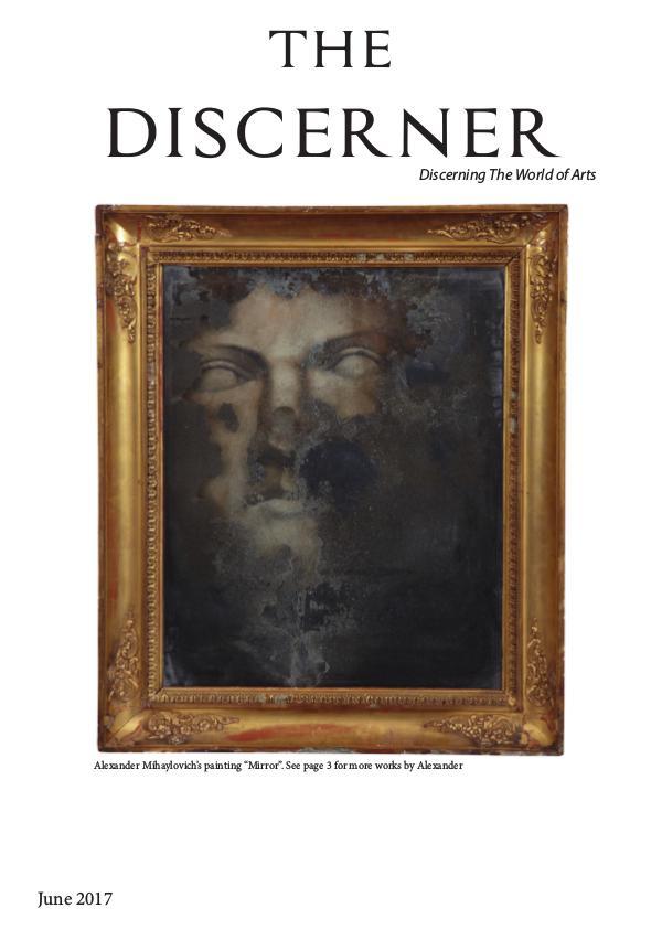 The Discerner Magazine The Discerner Art Publication June 2017 - Issue 15