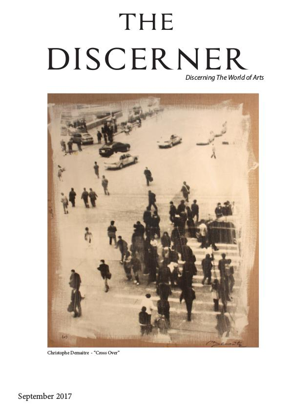The Discerner Art Publication September 2017 - Iss