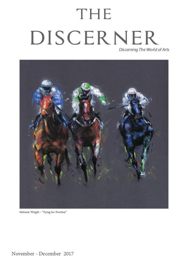 The Discerner Art Publication Nov/Dec 2017