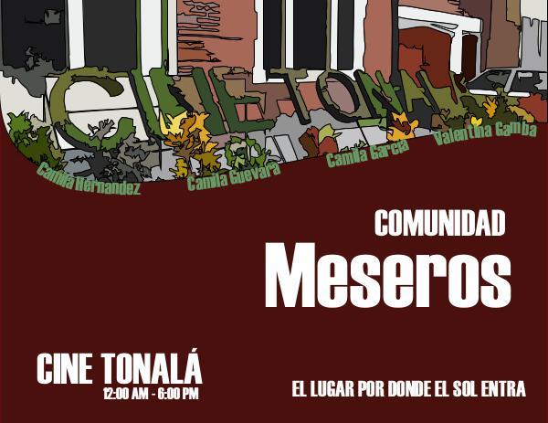 CINE TONALÁ CINE TONALÁ FINAL!