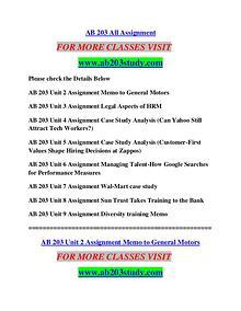 AB 203 STUDY Education  Terms/ab203study.com