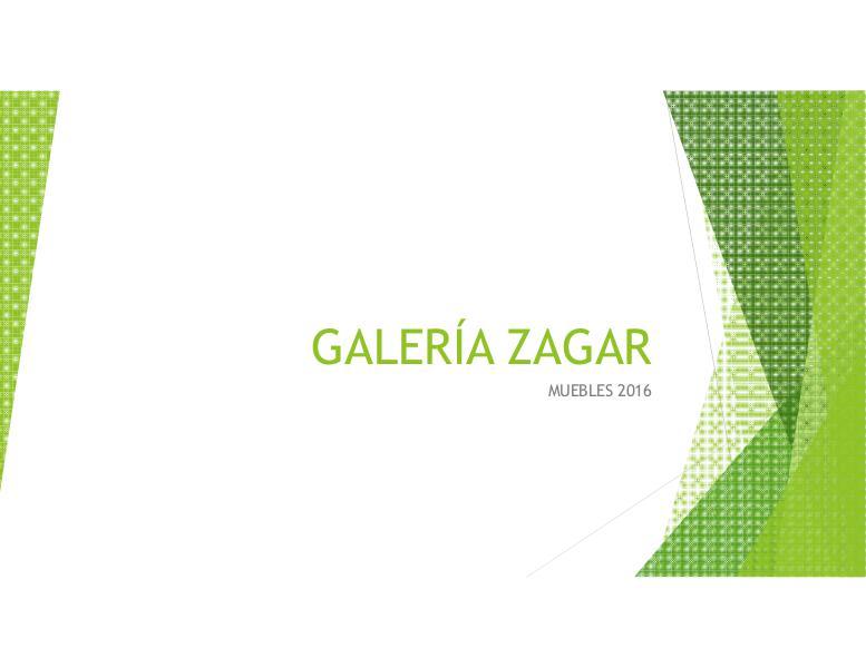 Galería Zagar 2