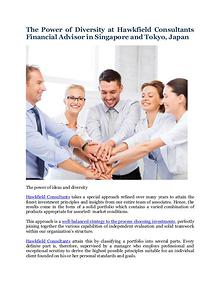 Hawkfield Consultants Financial Advisor in Singapore and Tokyo, Japan