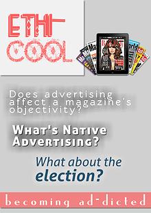 Magazine Journalism Project