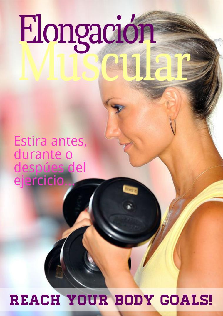 Elongación Muscular. G.C.R.B 1