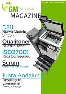 Revista Enero Marzo 2017 GM Technology