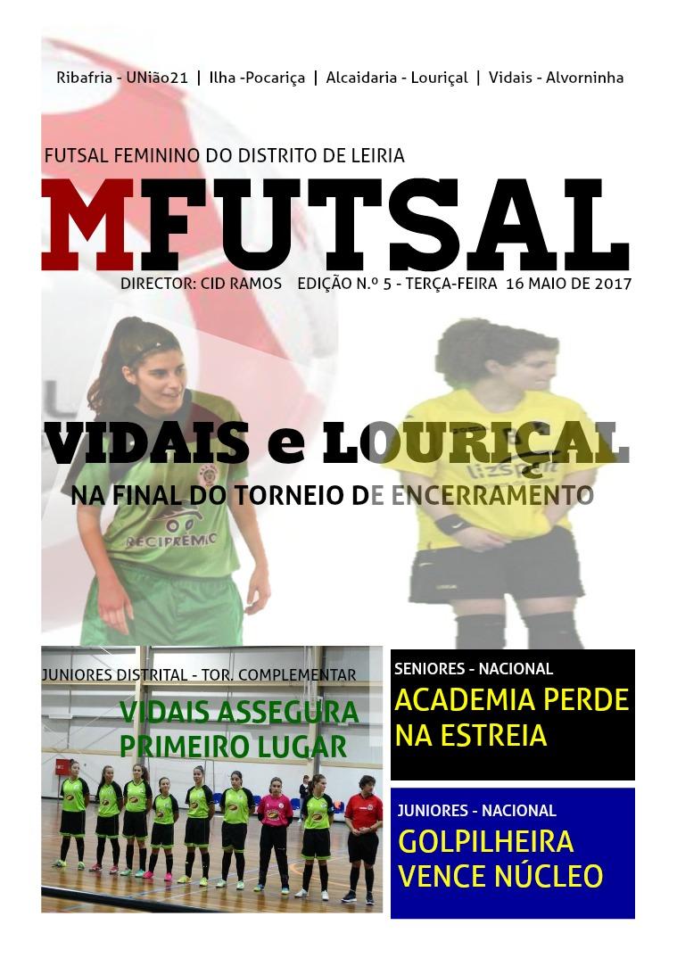 MFUTSAL Edição n.º 5