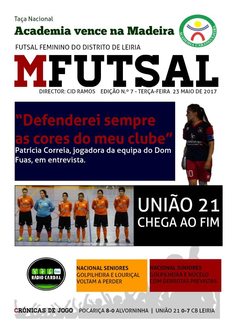 MFUTSAL Edição n.º 7
