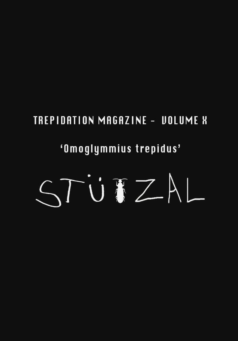 TREPIDUS VOLUME X - APRIL 2017