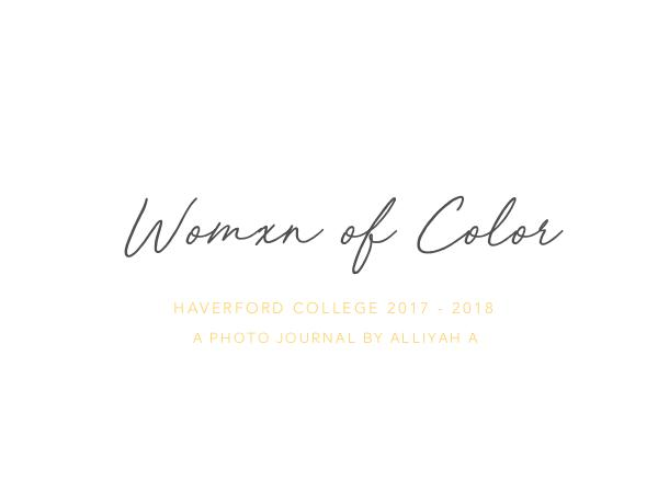 Womxn of Color