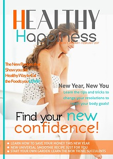 Healthy Happiness January/February Issue 2017