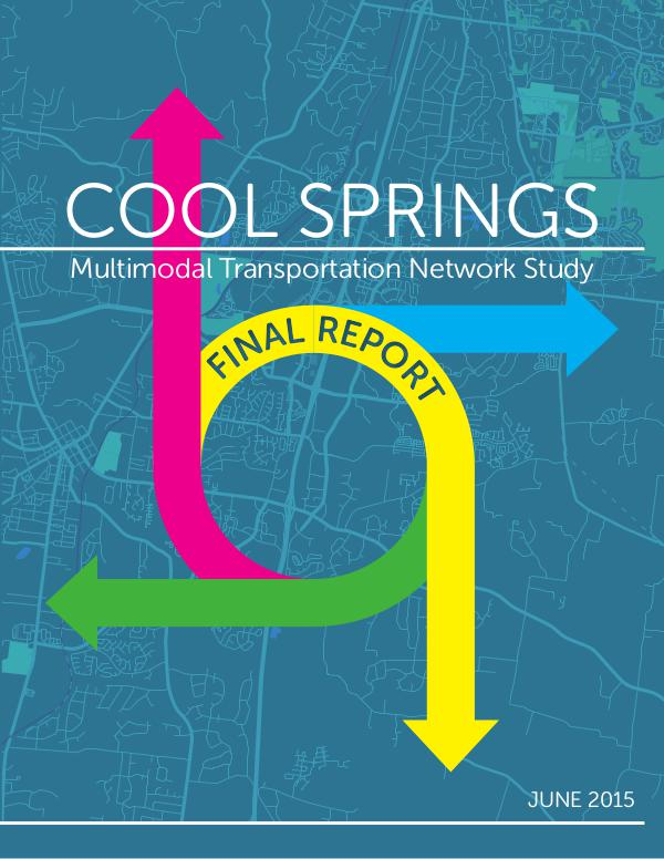 Cool Springs Multimodal Transportation Study JUN_2015_Final Cool_Springs_Report