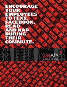 VanStar Vanpool Commute Program