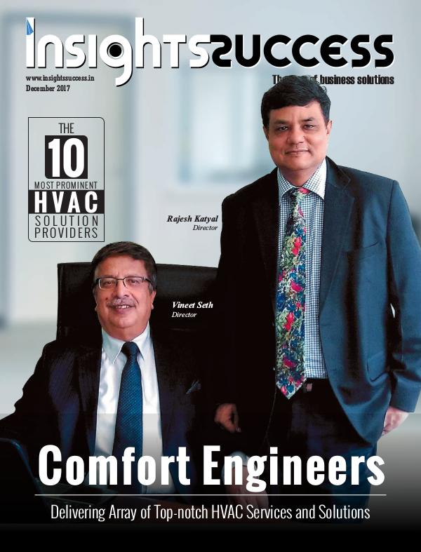 The 10 Most Prominent HVAC Solution Providers Dec