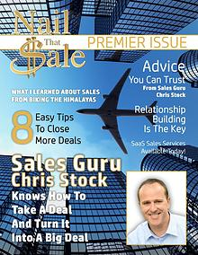 Nail That Sale Premier Issue