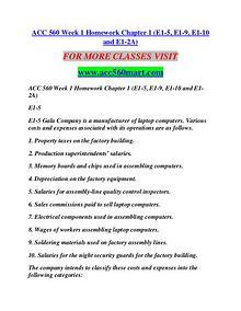 ACC 560 MART Education  Terms/acc560mart.com