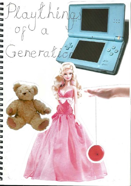 Playthings of a Generation Playthings of a Generation
