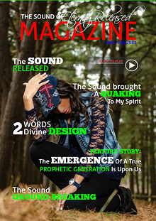 The Sound Of Eternity Released Magazine