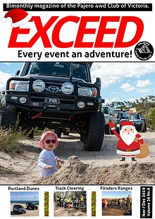 EXCEED 4WD Magazine Nov/Dec 2019