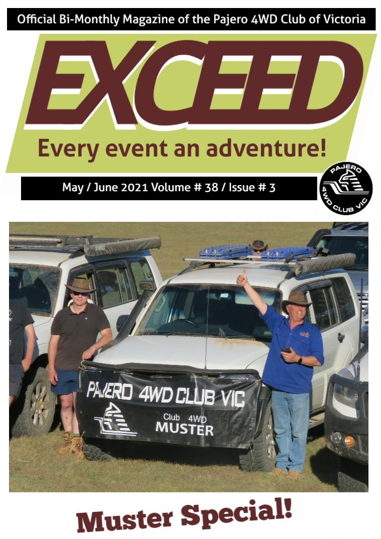 Exceed 4WD Magazine May/June 2021 May / Jun Volume #38 / Issue # 03