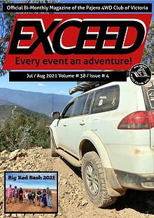 Exceed 4WD Magazine July/August 2021