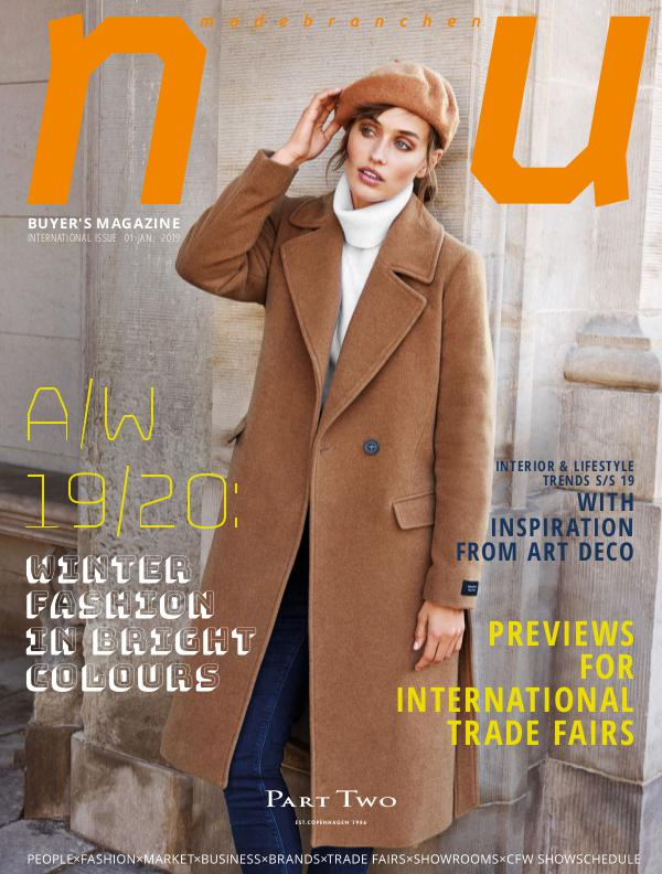 modebranchen.NU NU International no. 01 2019