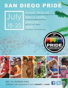 San Diego LGBT Pride Official Souvenir Guide