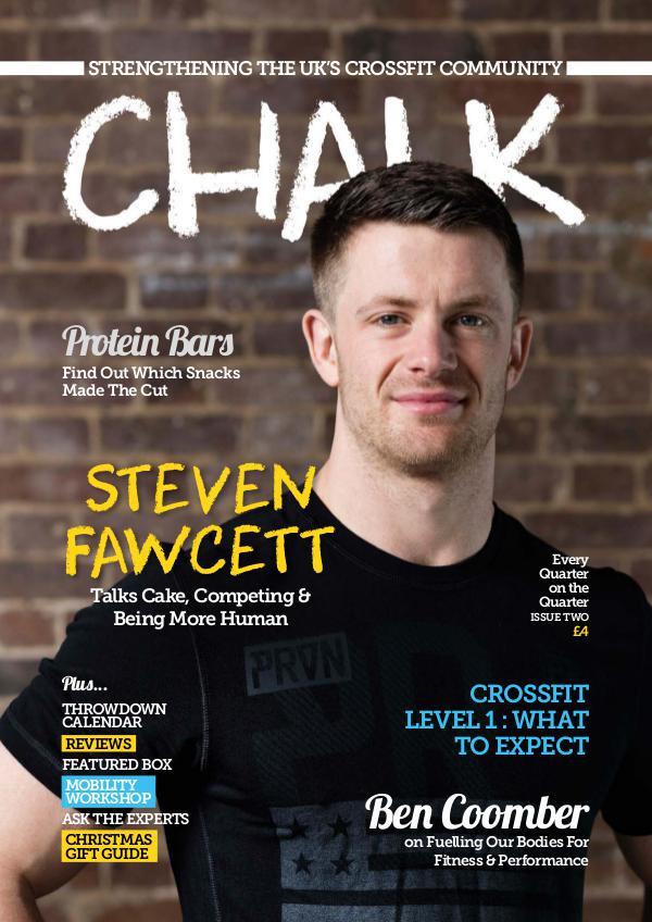 Chalk Magazine Winter 2016